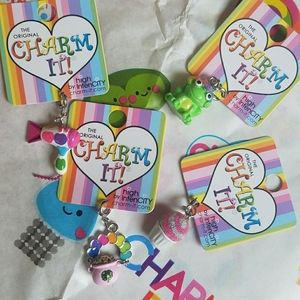 Charm it- Charms